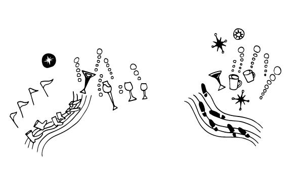 手書きイラスト イラスト制作パース画チョークアートのパレット